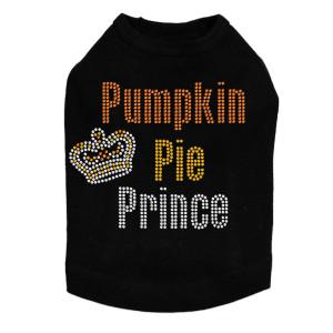 Pumpkin Pie Prince Dog Tank