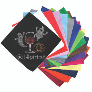 Got Spirits? Bandanna