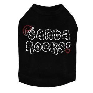 Santa Rocks - Black Dog Tank