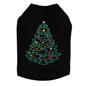 Christmas Tree #1 Dog Tank