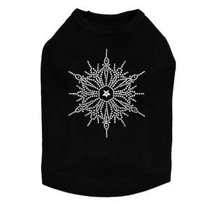 Snowflake #1 - Black Dog Tank