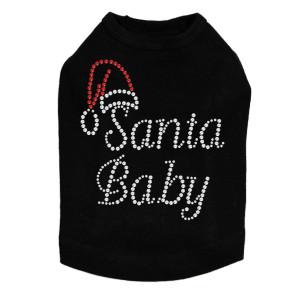 Santa Baby - Black Dog Tank
