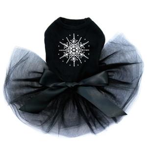 Snowflake #2  - Black Tutu