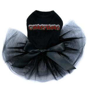 Christmas - Black Tutu