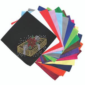 Gold Christmas Gift - Bandanna
