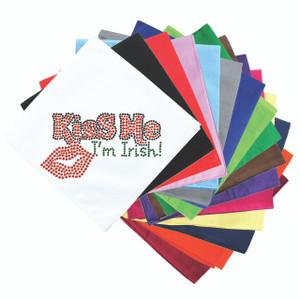 Kiss Me I'm Irish # 2 - Bandanna
