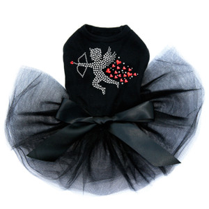 Cupid dog tutu for large and small dogs.