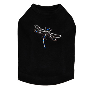 Small Dragonfly dog tank for small and large dogs.