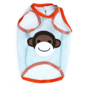 The Lahaina Collection - Fishnet Monkey Tank