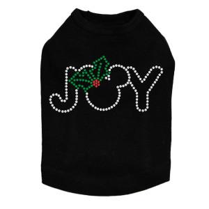 Joy - Mickey Mouse - Black Dog Tank