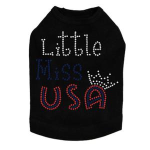 Little Miss USA - Dog Tank