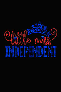 Little Miss Independent - Women's T-shirt