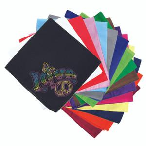 Love Rainbow Bandanna