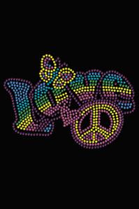 Love Rainbow - Women's T-shirt
