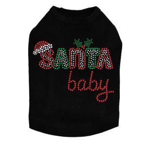 Santa Baby #2 - Black Dog Tank