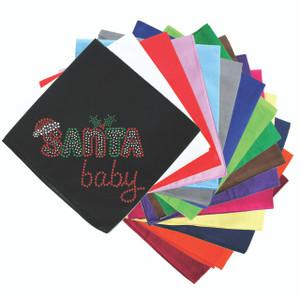 Santa Baby #2 - Bandanna