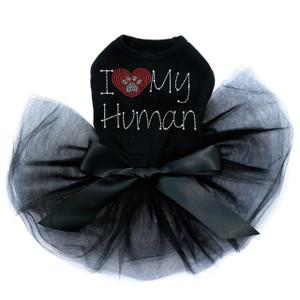 I Love My Human - Tutu