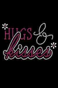 Hugs & Kisses #2 - Women's T-shirt