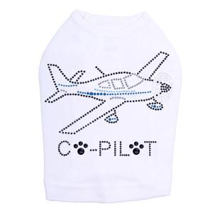 Co-Pilot Airplane (black) - Dog Tank