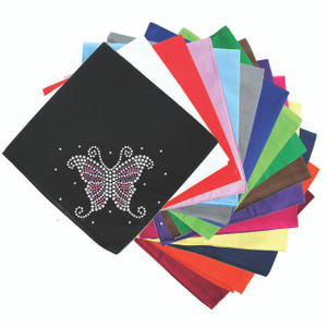 Pink & Purple Butterfly - Bandanna