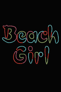 Beach Girl - Women's T-shirt