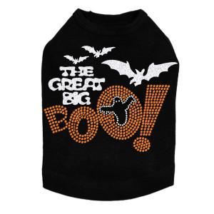 The Great Big Boo! - Dog Tank