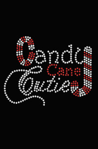 Candy Cane Cutie - Women's Tee