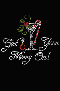 Christmas Martini - Women's Tee