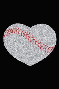 Baseball Heart - Women's Tee