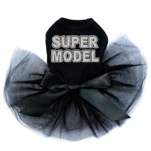 Super Model  (Silver) - Tutu