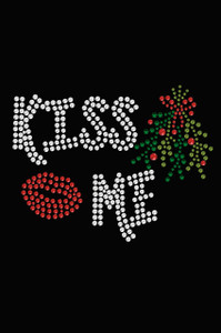 Kiss Me under the Mistletoe - Women's Tee