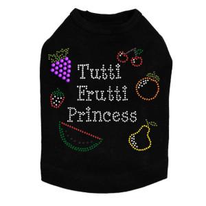 Tutti Frutti Princess - Dog Tank