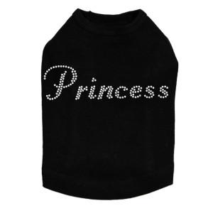 Princess # 5 - Dog Tank