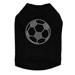 Soccer Ball - Dog Tank