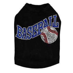 Baseball with Ball - Dog Tank