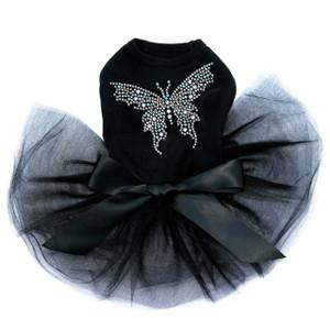 Blue Swarovski Butterfly Tutu