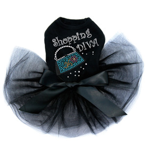 Shopping Diva - Handbag dog tutu for large and small dogs.