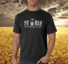 You could wear your shirt in a field. That would be pretty cool.
