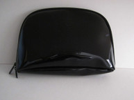 PARFUMS Zipper Makeup Bag / Cosmetic Pouch / Clutch *DEFECT*