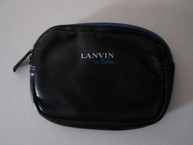 en Bleu Double sided Cosmetic Bag