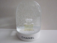 No. 5 Perfume Bottle Snow Globe VIP Limited Gift