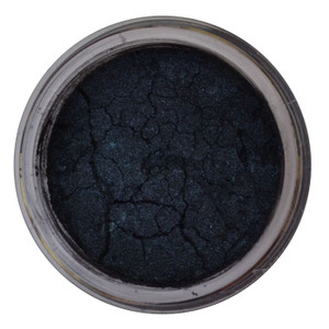 Mineral Eye Shadow - Black Stone #122