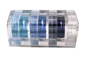 Ocean Glitz - 3 Stacks Shimmer
