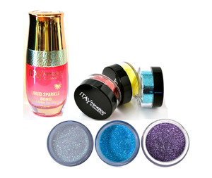 Shine Bright Glitter Kit - Iris