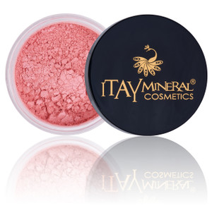 Mineral Blush  With Mica Mineral MB-8 Pretty Pink
