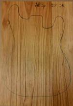 ROASTED Swamp Ash Body 3 piece unglued