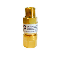 Regulator Flashback Arrestor - Oxygen (Small)
