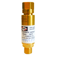 Torch Flashback Arrestor - Oxygen