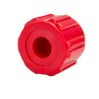 Acetylene Adjusting Knob for Victor ESS4 Regulator-Red 0790-0204