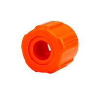 LPG Adjusting Knob for Victor ESS3 Regulator-Orange 0790-0213